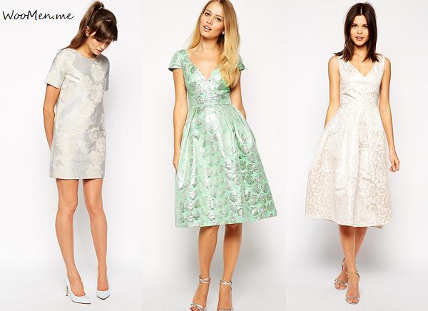 Выпускное миди платье 2016