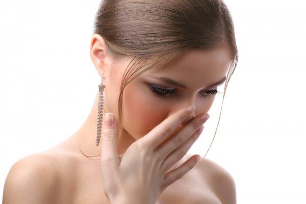 запах изо рта причины картинки