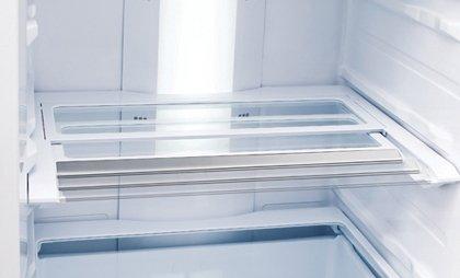 как отмыть холодильник