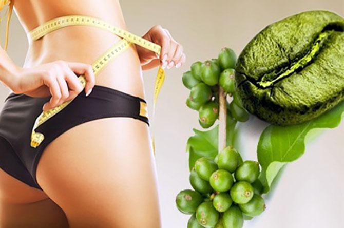 Зеленый кофе для похудения