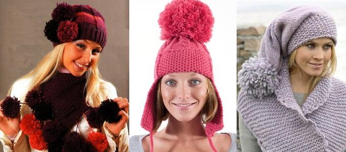 Модные шапки осень-зима 2016
