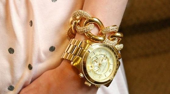 Позолоченный браслет - купить недорого позолоченные
