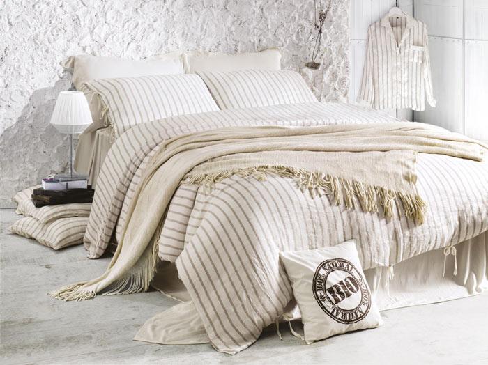постельное белье из вареного хлопка