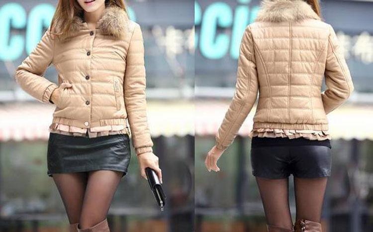 классическая женская весенняя куртка
