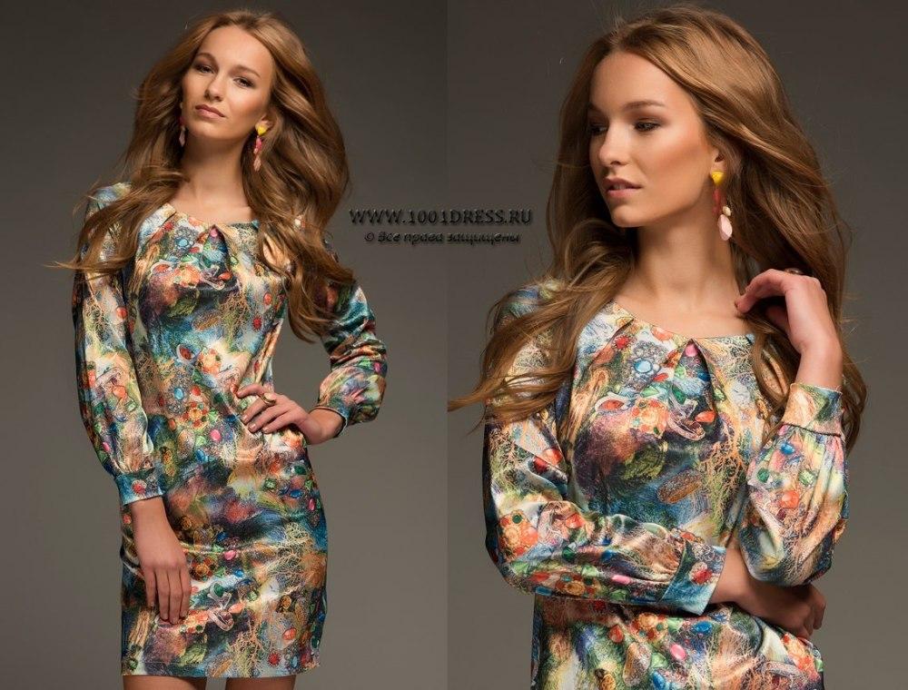 модные платья 2016-2017