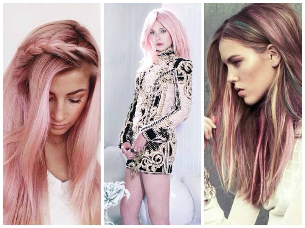 Новые тенденции в окрашивании волос 2017 фото на короткие