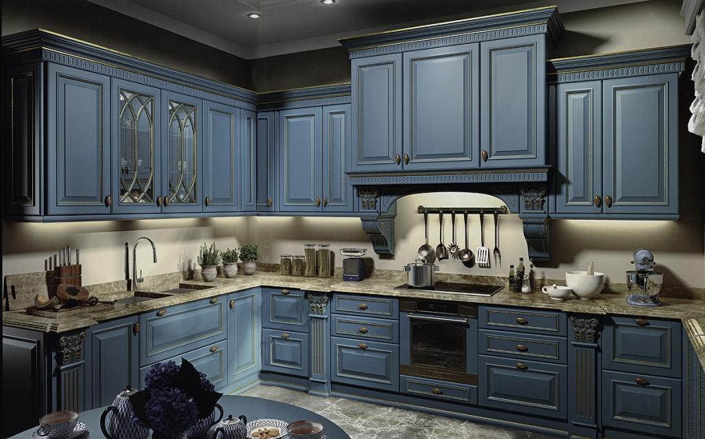 кухня 2016