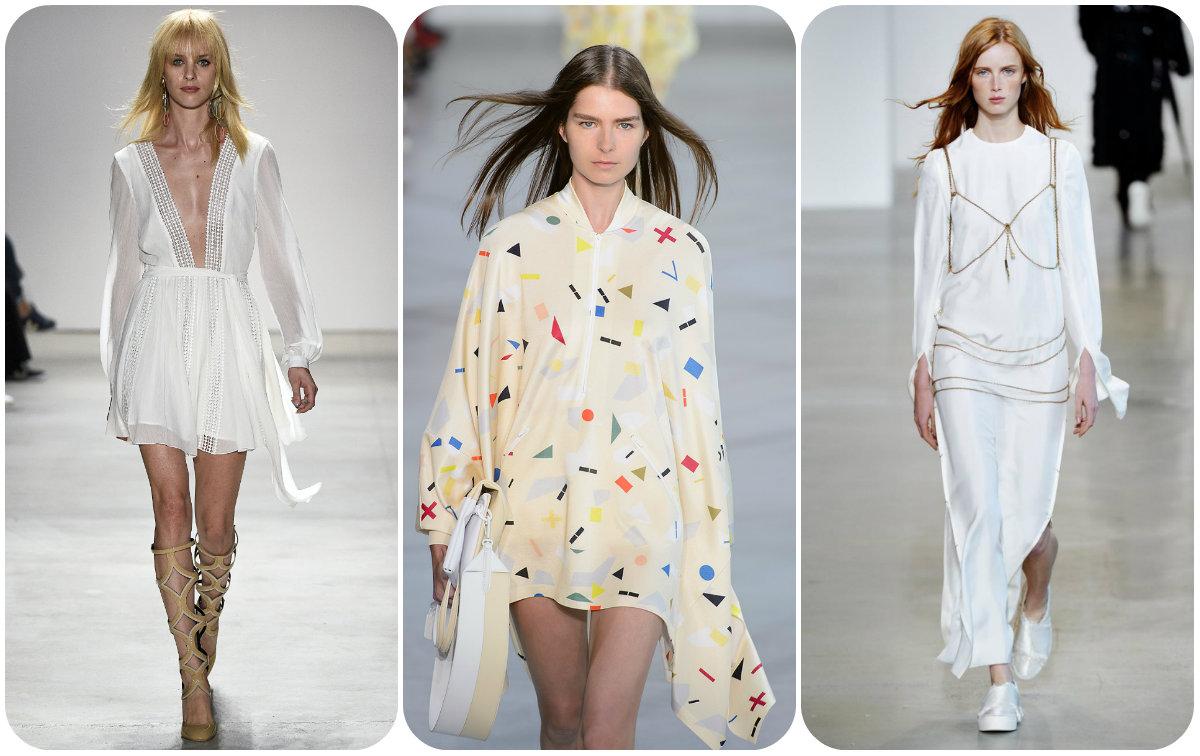 Главенствующие модели платьев в 2016 году