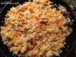 Как готовить плов с курицей - пошаговый рецепт