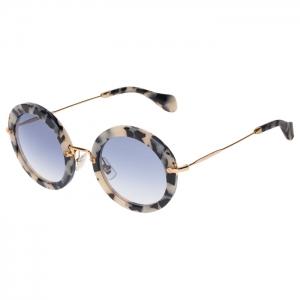 Круглые винтажные очки