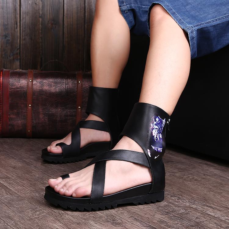Лаконичность в летней обуви 2016
