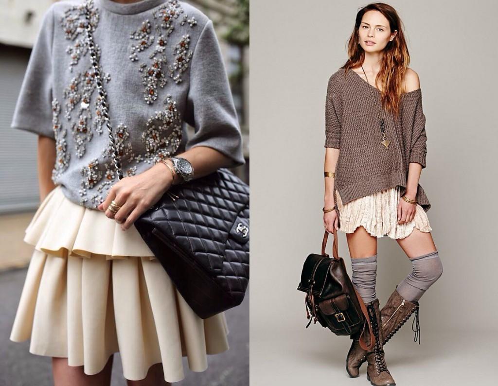 Модные юбки 2016 года