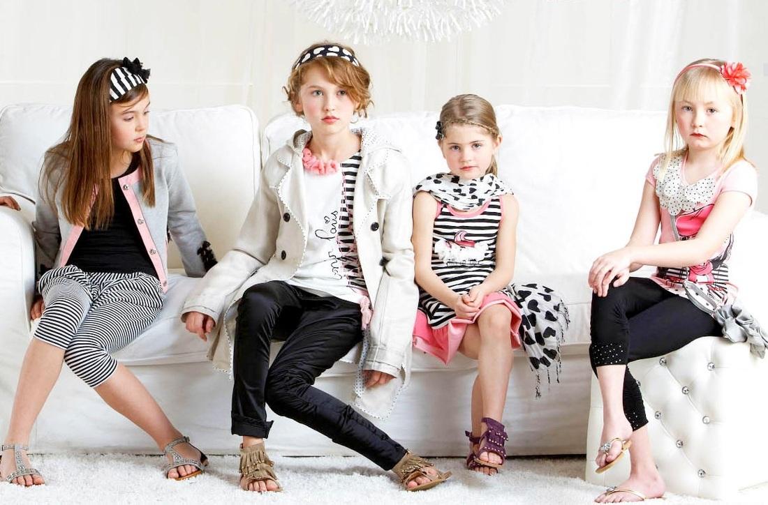 Мода для девочек-подростков 11-15 лет