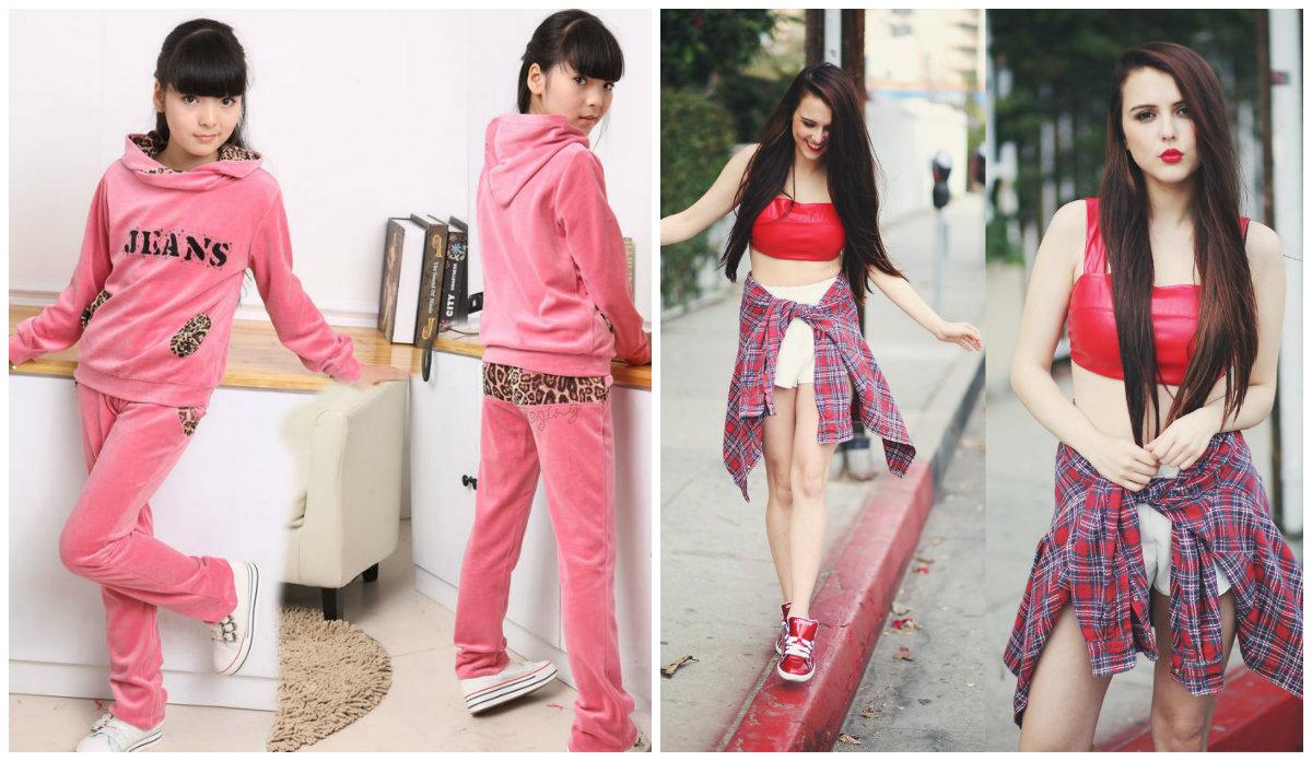Модная одежда для девочки-подростка 11-15 лет
