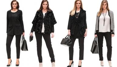 Модная одежда для полных женщин в 2016