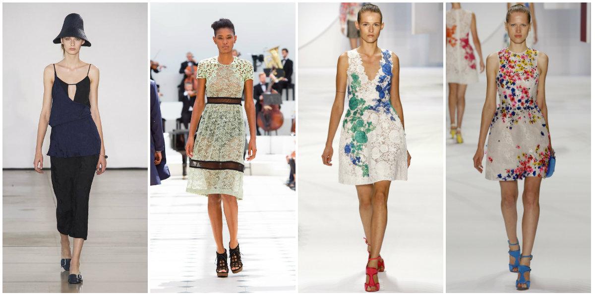Модные платья и сарафаны- весна-лето 2016 год
