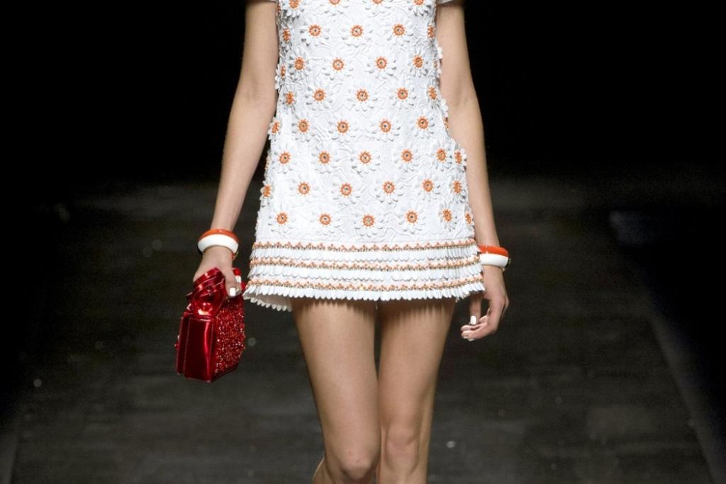 вечернее платье мини
