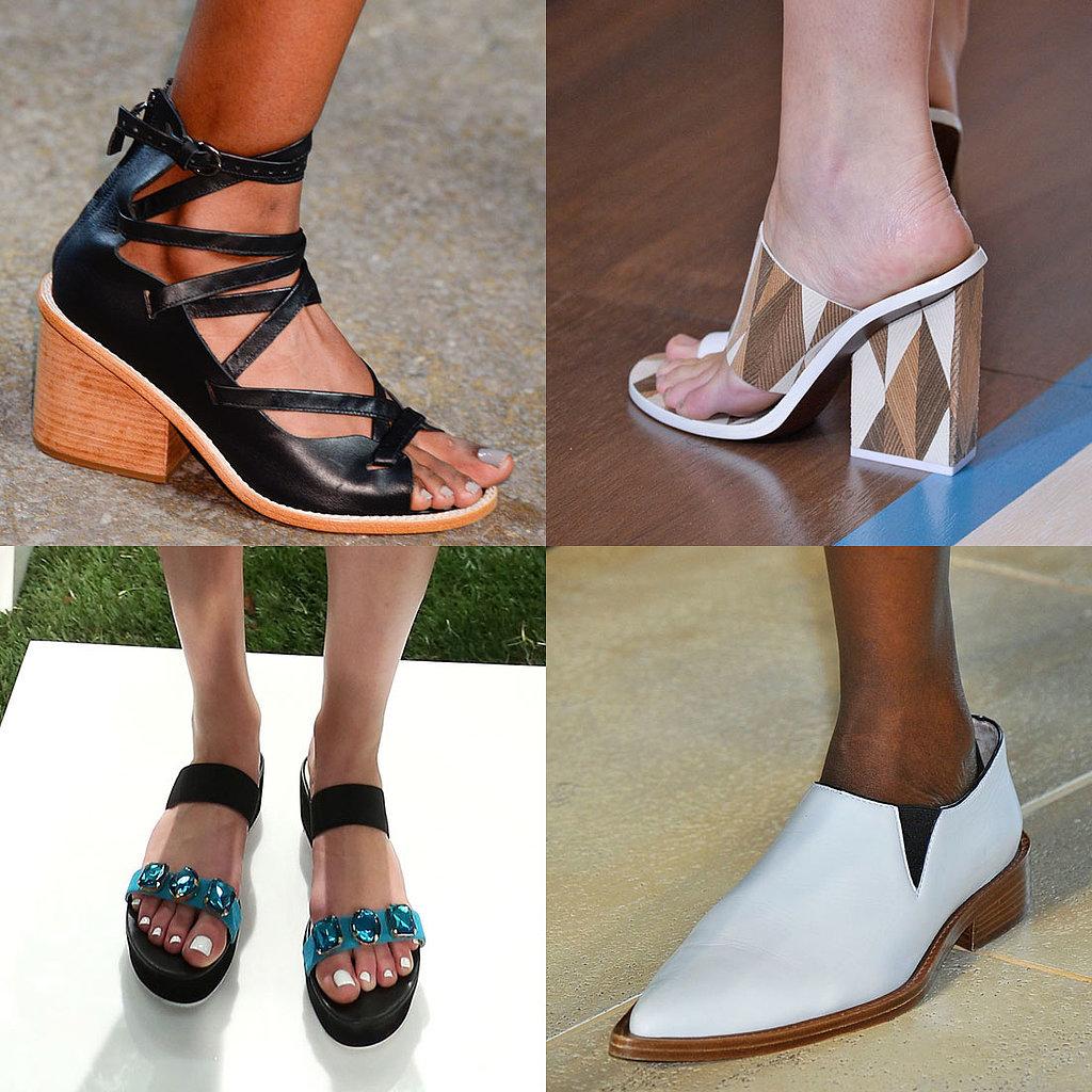 Новая классика в обуви в 2016