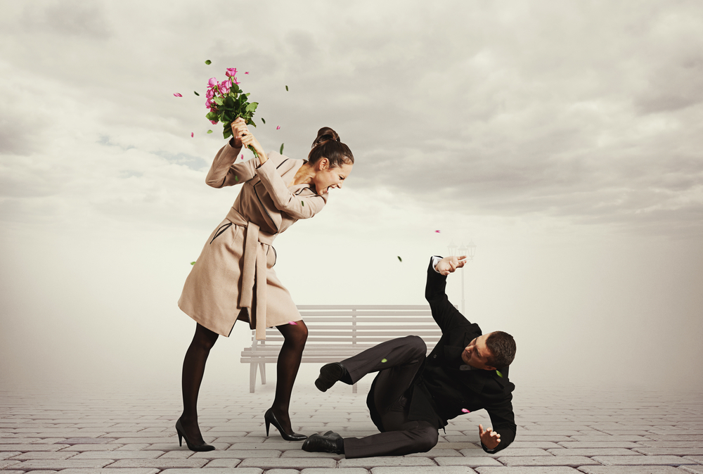 Почему мужчины бросают женщин