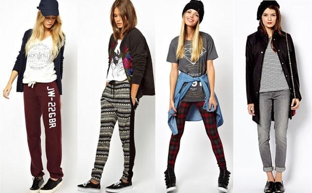 Подростковая мода для девочек 11-15 лет