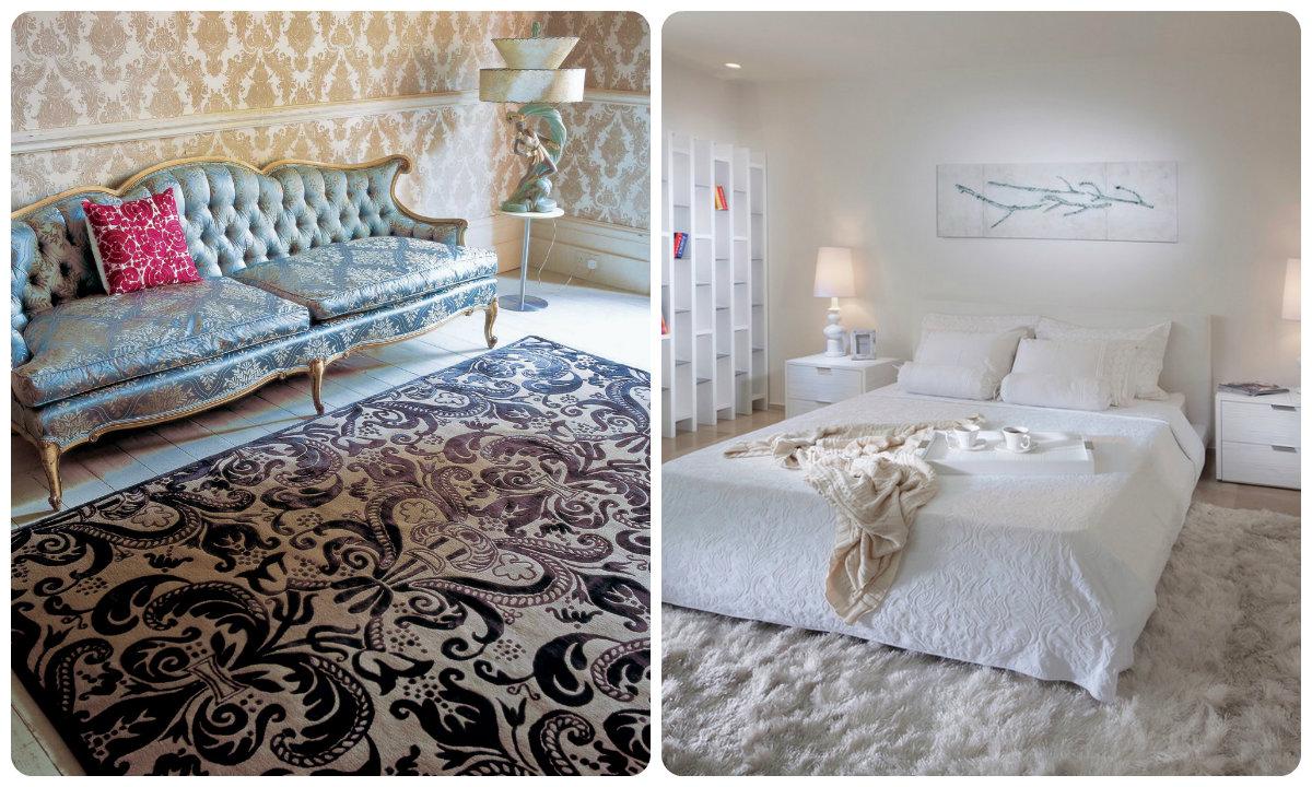 Шикарные натуральные ковры