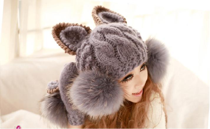 Модные шапки осень-зима 2016-2017