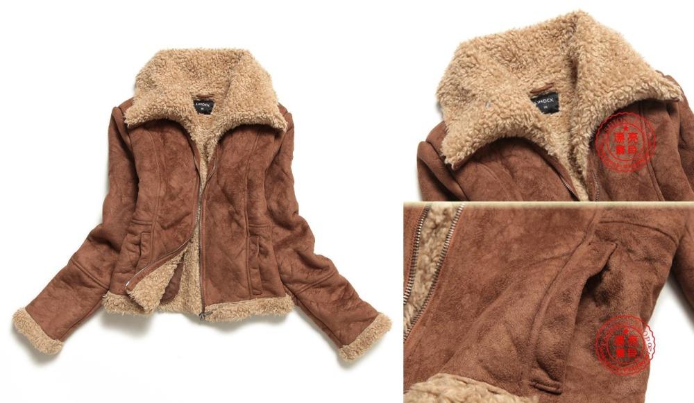 Модные замшевые куртки 2016