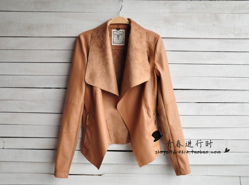 модные кожаные куртки 2016