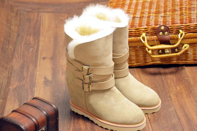 Модная зимняя обувь 2016