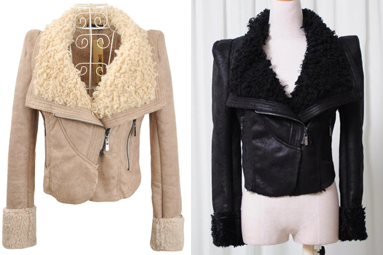 Короткая модная куртка 2016