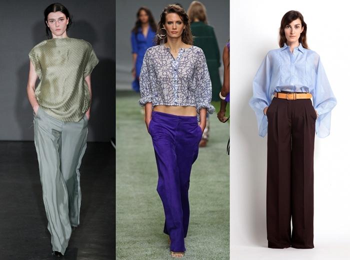 Как правильно подобрать брюки?