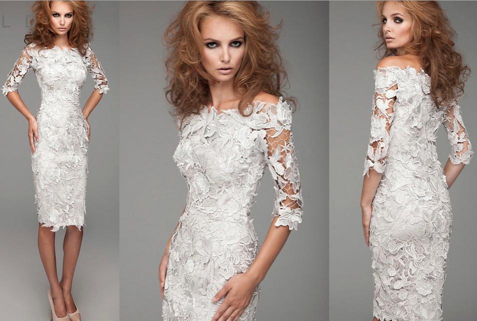 Модное платье 2017 для полных
