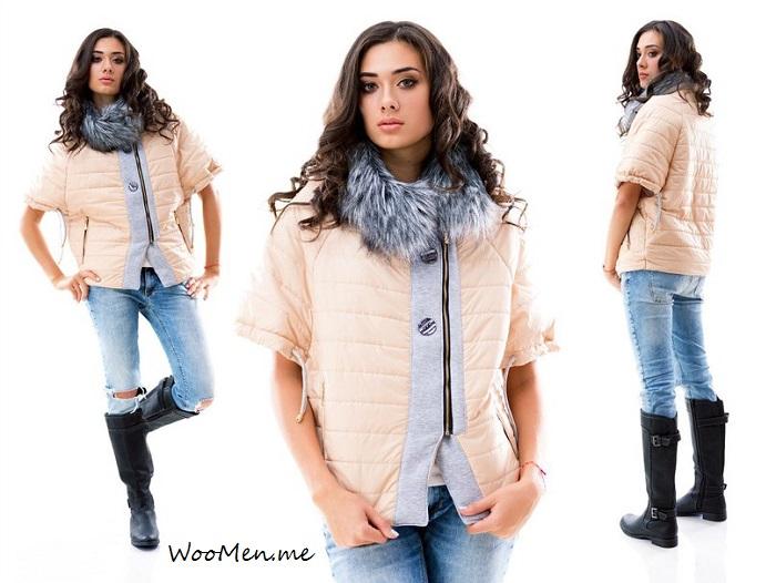 Модные весенние куртки 2016