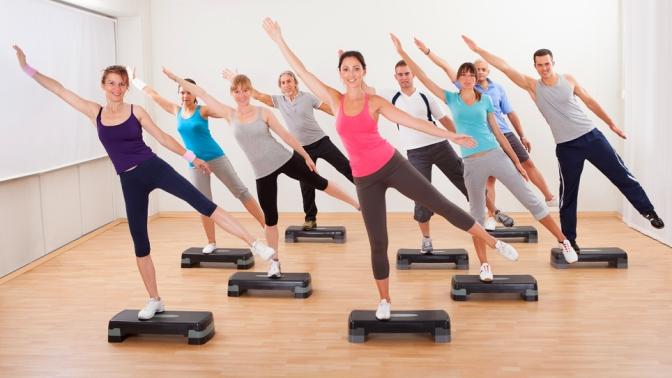 Танцевальная аэробика для похудения: виды