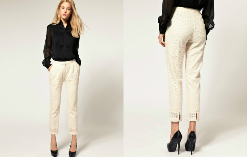 Как правильно подобрать брюки