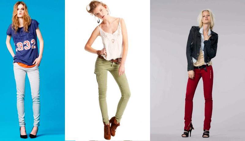 Как правильно подобрать брюки?ч