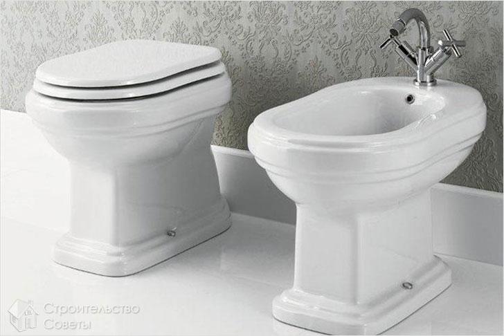 Как отмыть унитаз?