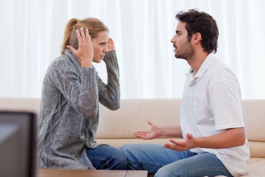 Как прекратить ссориться по одним и тем же поводам?