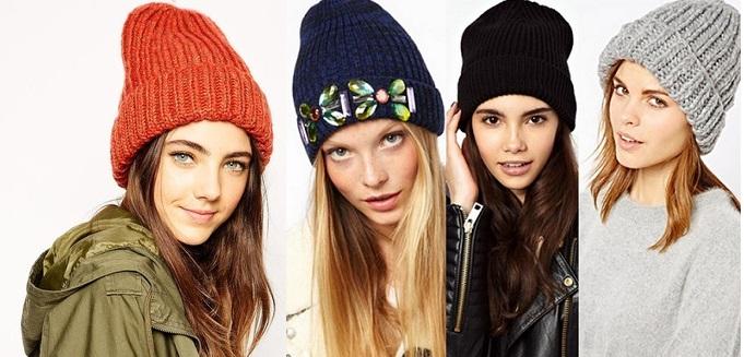 модные женские шапки осень-зима 2016-2017 фото