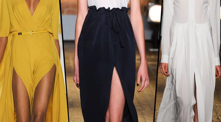 юбка с завышенной талией 2016