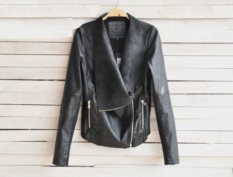 кожаная куртка 2016