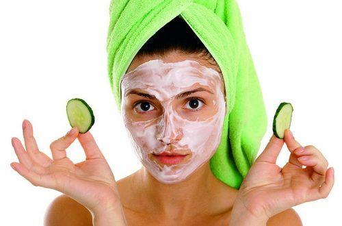 зимнее маски для лица в домашних условиях