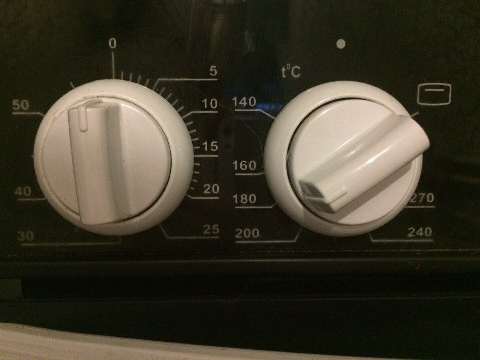 190 градусов в духовке