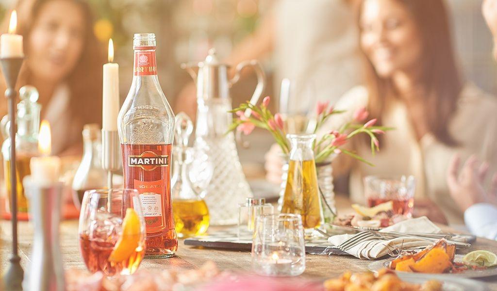 мартини Rosato
