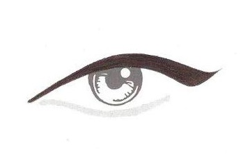 Как правильно рисовать стрелки на глазах