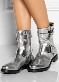 Модная обувь зима 2015-2016 год