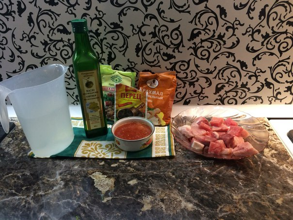 рецепт гуляша из свинины