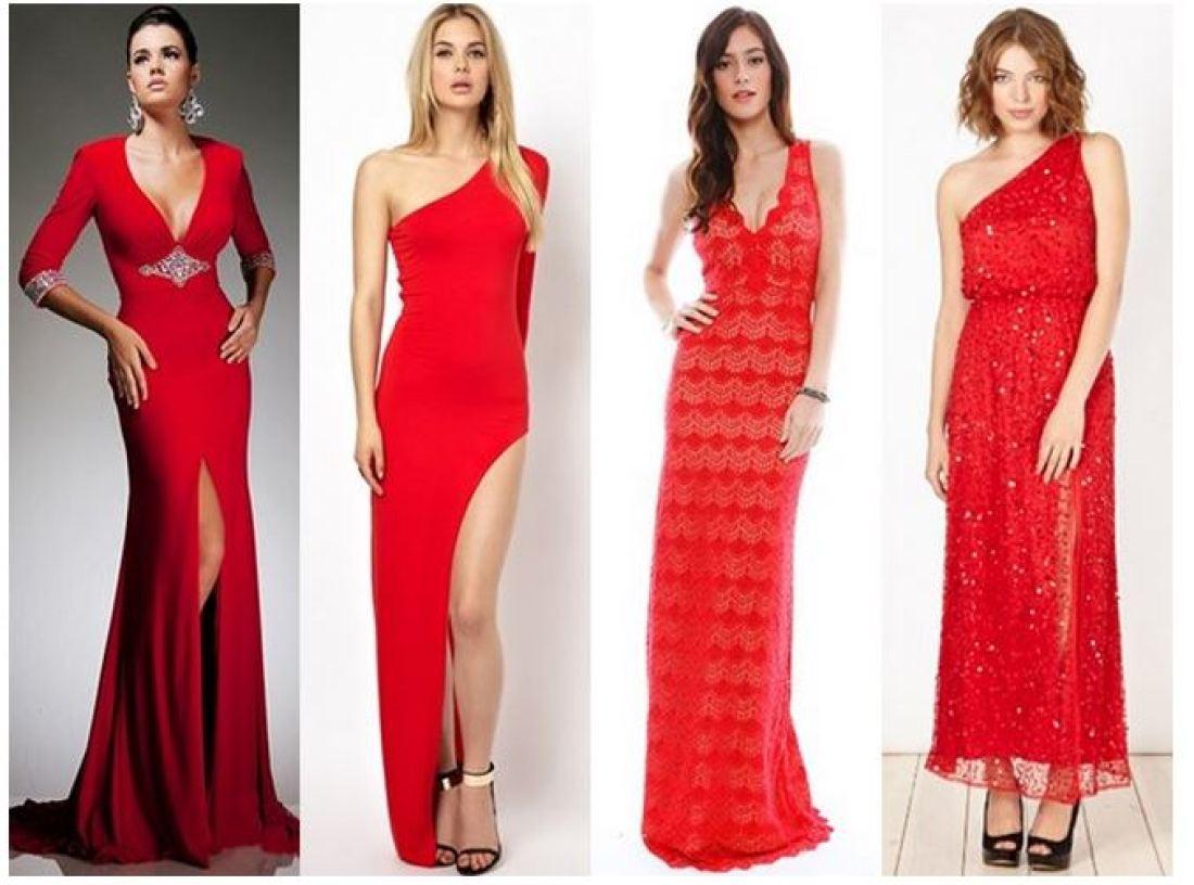 Модные цвета для платьев в новый год