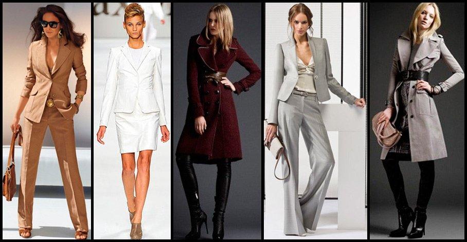Модные тенденции 2017 - осень-зима