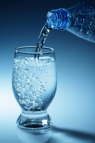 Минеральная вода для похудения